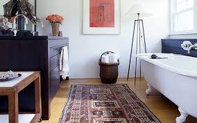 Bathroom Rug Runner Bathroom Area Rugs Home Design Ideas And Pictures