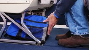 Luggage United Airlines No Carry On Bags Allowed In Overhead Compartment Under United
