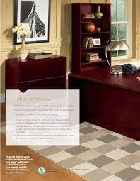 Hon Adjustable Height Desk by Hon U2014 Hallmark Office Furniture