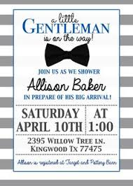 gentleman baby shower gentleman baby shower invitations sorepointrecords
