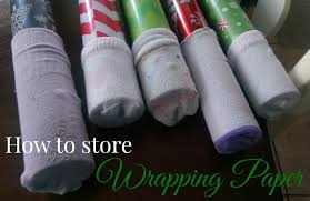 ways to store wrapping paper how to store wrapping paper my savings