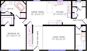 surprising design ideas 28 x 48 floor plans 9 x 50 floor plan 3