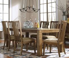 amazing ashley furniture dining room designs rustic howiezine