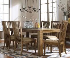 modern light wood ashley dining room set howiezine photo gallery of modern light wood ashley dining room set