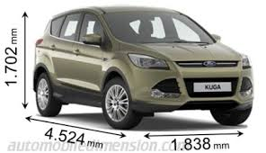 2013 Ford Focus Interior Dimensions Dimensions Of Ford Cars Showing Length Width And Height