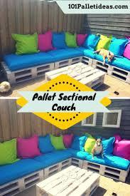 Diy Wood Pallet Patio Furniture - 70 best pallet outdoor furniture images on pinterest pallet