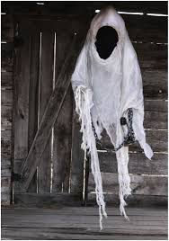 faceless mask halloween hanging faceless reaper w lantern