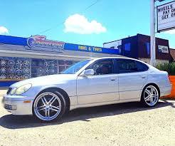 lexus gs300 rims and tires 1998 lexus gs300 sitting on 20