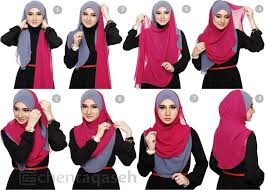 tutorial hijab simple tapi menarik 7 best gojes images on pinterest hijab styles hijab fashion and