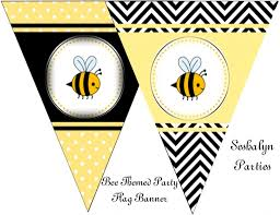 12 best theme party images on pinterest bee party bumble bees