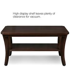 How Tall Should A Coffee Table Be by Amazon Com Leick Furniture Boa Collection Solid Wood Condo