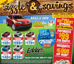 toyota offers wichita new toyota special offers sizzle u0026 savings lease event