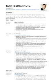 Programmer Resume Sample by Web Programmer Resume Samples Visualcv Resume Samples Database