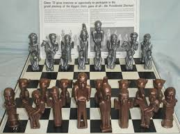 Contemporary Chess Set The Contemporary Game Chess U002772 By Silveri Alexander Chess Game