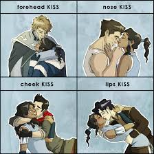 Legend Of Korra Memes - korra kiss meme by caroll in on deviantart
