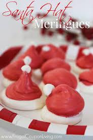 santa meringues