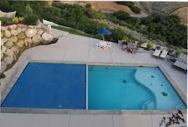 types of inground swimming pools above ground pool deck ideas