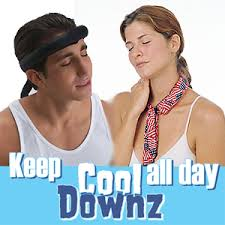 cooling headband cool downz cooling bandana neck wrap personal care buy it now