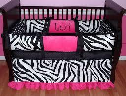 Cheetah Print Crib Bedding Set Leopard Print And Pink Crib Bedding Bedding Designs