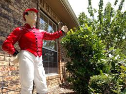 my two cents my own lawn jockey a project from start to finish