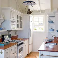 designing a small kitchen layout