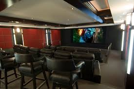 maryland home theater contemporary theater with curved screen gramophone