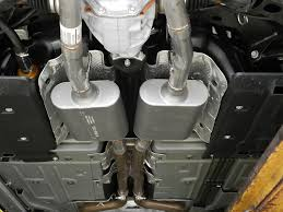Dodge Challenger Exhaust Systems - anyone with a flowmaster exhaust dodge challenger forum