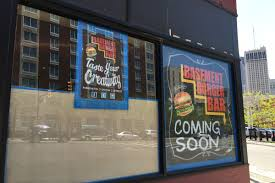 Build Your Own Basement Bar by Basement Burger Bar Is Expanding To Greektown Eater Detroit