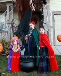 Halloween Costumes Hocus Pocus Hocus Pocus U0027s Group Costume