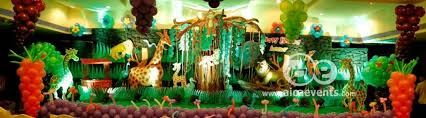 jungle theme decorations aicaevents jungle theme birthday party decorations in jungle theme