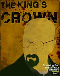 Breaking Bad Poster Breaking Bad Series Finale Promotional Poster Individual Gone