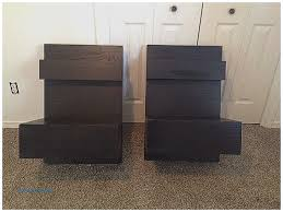 Ikea Malm Bed With Nightstands Storage Benches And Nightstands Lovely Malm Attached Nightstand