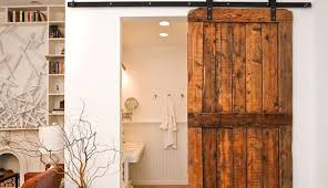 bathroom sliding barn door for hardware o doors design slider