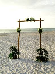 Bamboo Wedding Arch Double Bamboo Arch