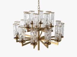 Kelly Wearstler Lighting by Kelly Wearstler Liaison Double Tier Chandelier 3d Model Max Obj