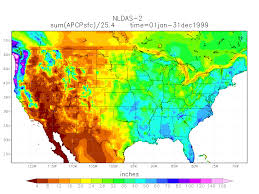 Rain Map Usa by Ldas Land Data Assimilation Systems Ldas Faq For Gldas Nldas