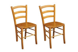 chaises cuisine bois gracieux chaise de cuisine en bois massif tina assise classique