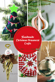 50 handmade christmas ornament crafts allfreechristmascrafts com