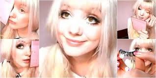 tutorial make up mata sipit ala korea tutorial makeup mata besar ala boneka tanpa kontak lens vemale com