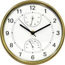 wall watch brass wall clock ebay