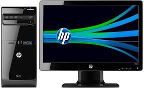 hp ordinateur de bureau pc de bureau hp pro 3500 i5 3é gén 4go technopro tunisie