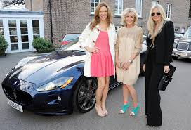 maserati london new maserati quattroporte makes uk debut at london party