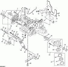 john deere gt235 pedal return centering