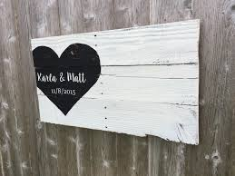 large wedding guest book large rustic wedding guest book reclaimed wood pallet distressed