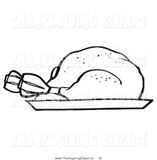 turkey outline clip art 39