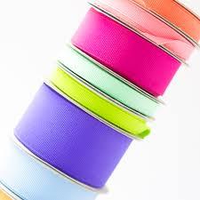ribbon grosgrain ribbons ribbon and bows oh my