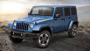 hondayes usa new jeep wrangler polar edition to enter showrooms