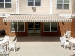 Awnings South Jersey All Seasons Awnings Commercial Retractable Awnings Canopies