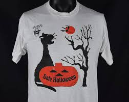 halloween t shirt etsy