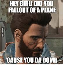 You Da Best Meme - 25 best memes about fallout pick up lines fallout pick up